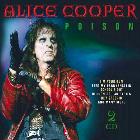 Poison 2 CDs