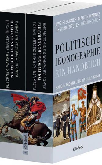 Politische Ikonographie. Ein Handbuch.
