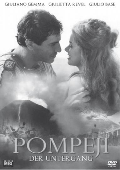 Pompeji - Der Untergang DVD