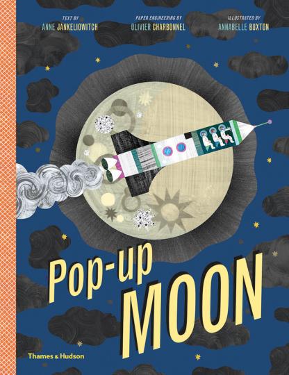 Pop-up Moon.