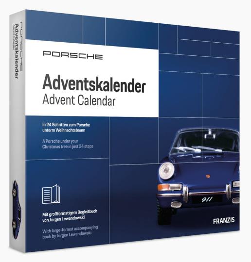 Porsche Adventskalender.