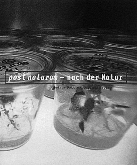 post naturam - nach der Natur.