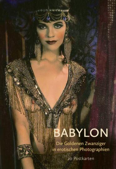 Postkarten-Set »Babylon«.