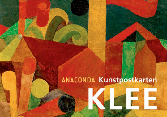 Postkartenbuch Paul Klee.