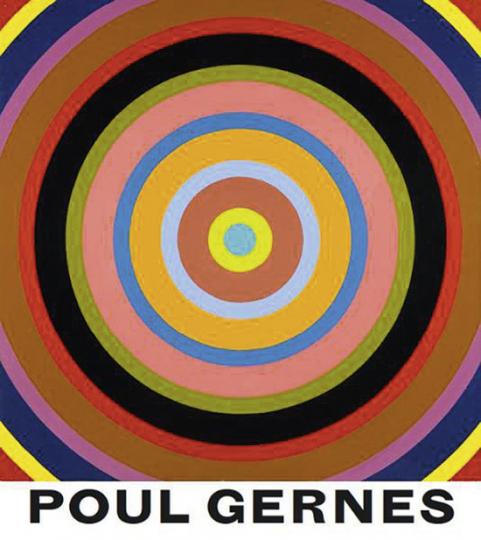 Poul Gernes Retrospektive.