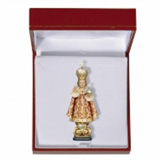 Prager Jesuskind - Miniatur im Etui