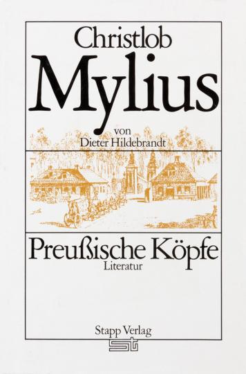 Preußische Köpfe. Christlob Mylius.