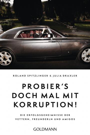 Probier's doch mal mit Korruption! Die Erfolgsgeheimnisse der Vettern, Freunderln und Amigos.