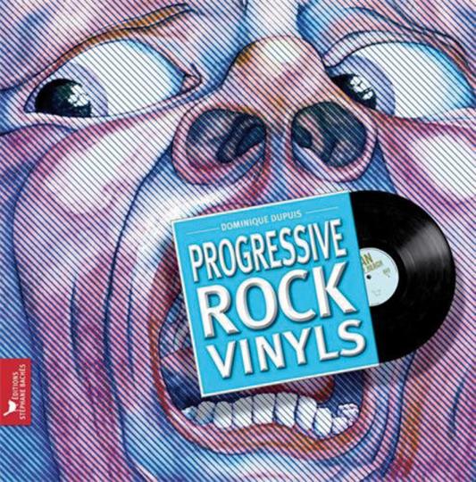 Progressive Rock Vinyls.