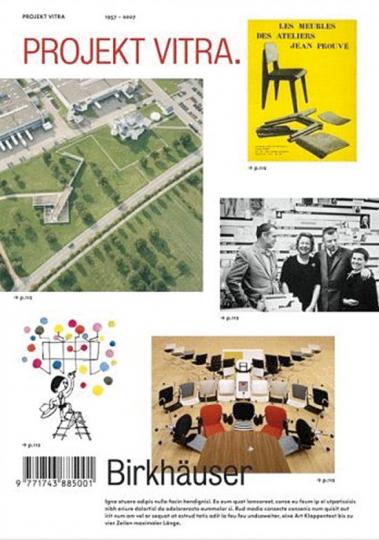 Projekt Vitra. Orte, Produkte, Autoren, Museum, Sammlungen, Zeichen; Chronik, Glossar.