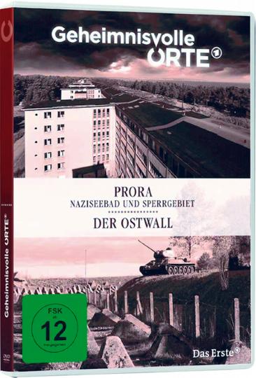 Prora / Der Ostwall - Zwei Dokumentationen DVD
