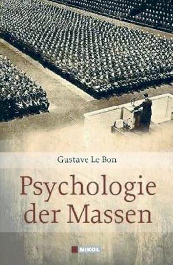 Psychologie der Massen.