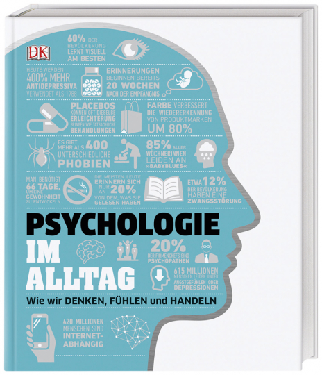 Psychologie im Alltag. Wie wir denken, fühlen und handeln.