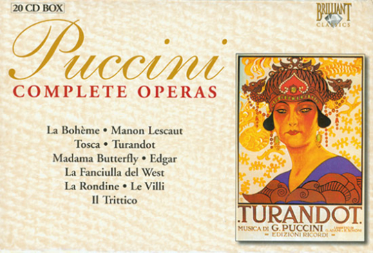 Puccini Opern