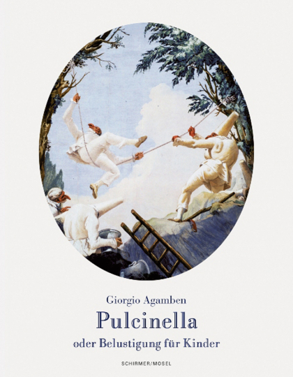 Pulcinella oder Belustigung für Kinder.