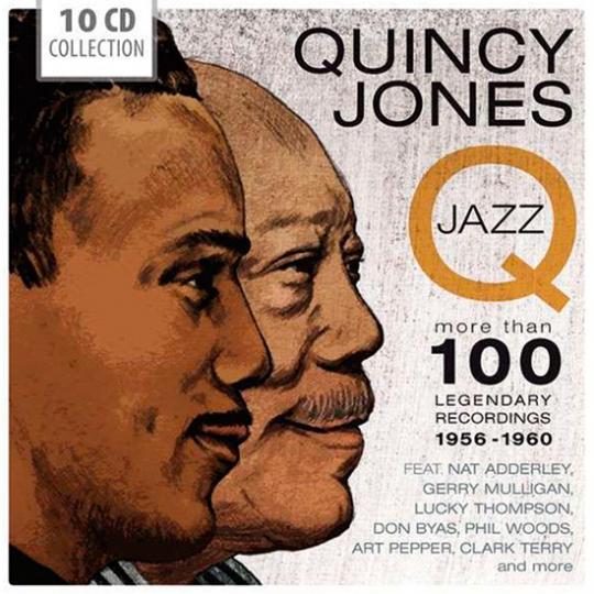 Quincy Jones. Q Jazz - The Legendary Recordings 1956-1960.