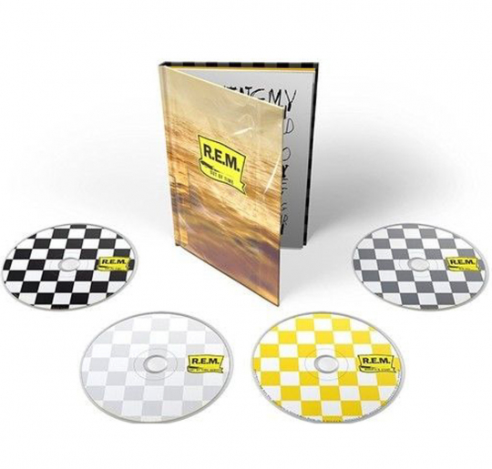 R.E.M. Out Of Time (25th-Anniversary-Edition) (Limited Edition). 3 CDs, 1 Blu-ray Disc.