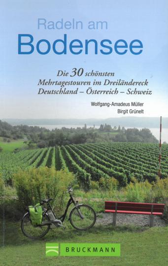 Radeln am Bodensee.