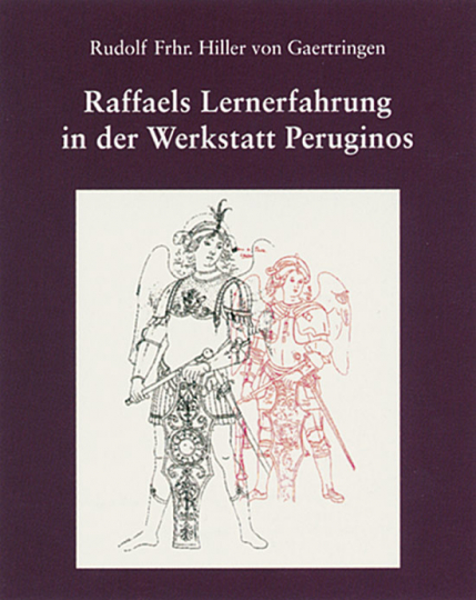 Raffaels Lernerfahrung in der Werkstatt Peruginos - Kartonverwendung und Motivübernahme im Wandel.