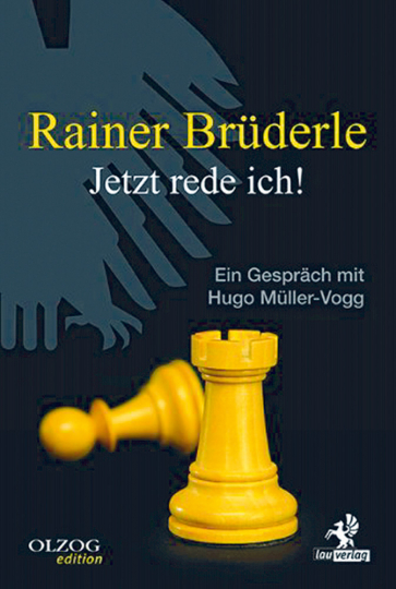 Rainer Brüderle - Jetzt rede ich! - Ein Gespräch mit Hugo Müller-Vogg