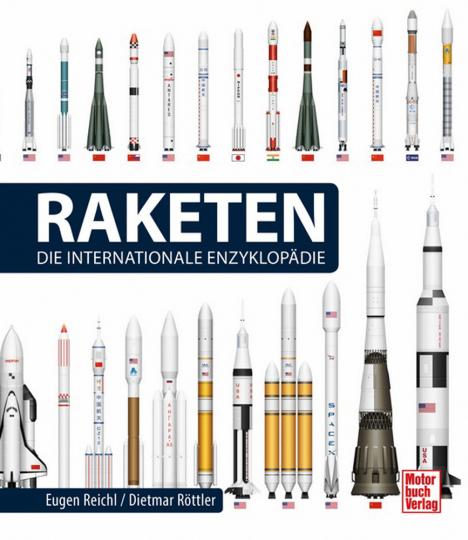 Raketen. Die Internationale Enzyklopädie.