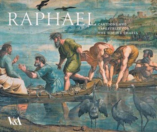 Raphael. Cartoons and Tapestries fort the Sistine Chapel.