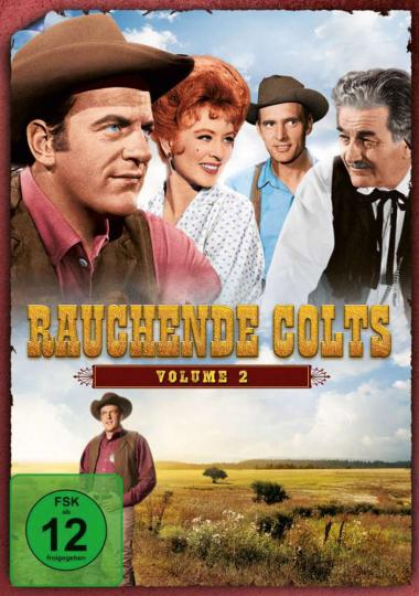 Rauchende Colts Volume 2. 7 DVDs.