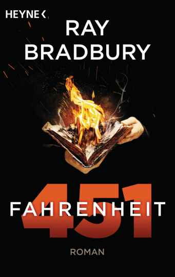 Ray Bradbury. Fahrenheit 451. Roman.