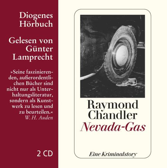 Raymond Chandler. Nevada-Gas. Eine Kriminalstory. 2 CDs.