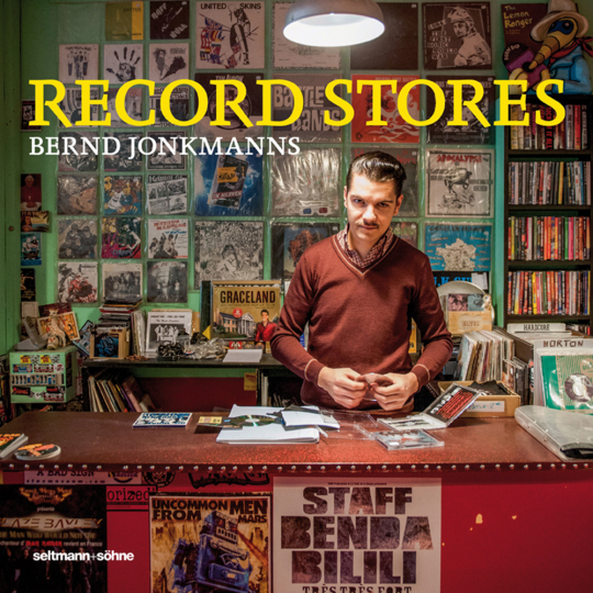 Record Stores. A tribute to record stores.