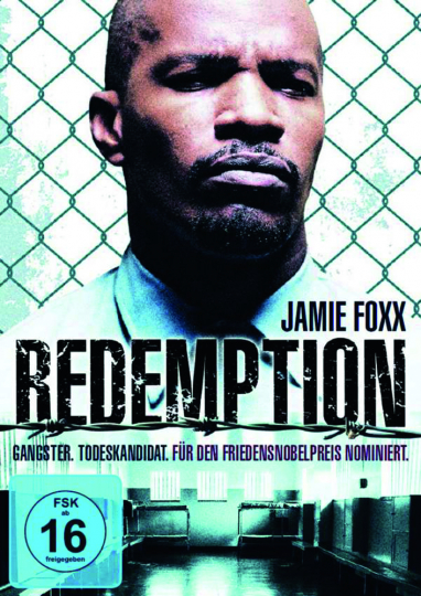 Redemption. DVD.