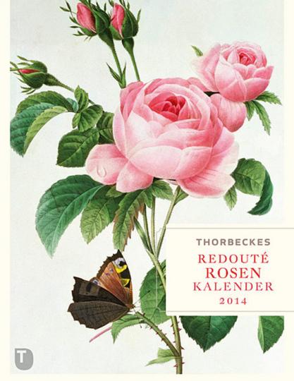 Redouté-Rosen-Kalender 2014.