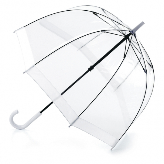 Regenschirm »Birdcage«, weiß.