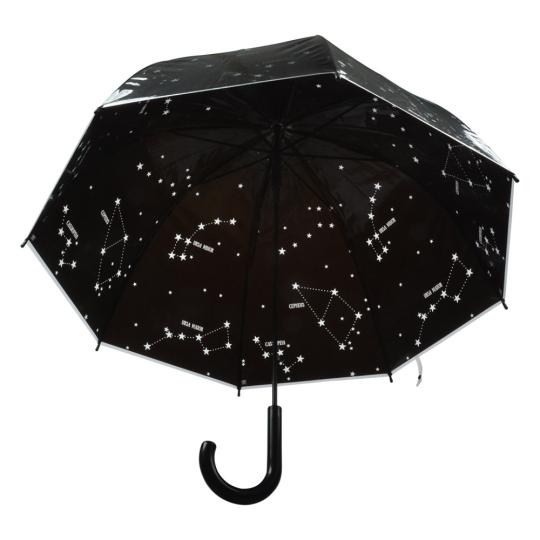 Regenschirm »Sternenhimmel«.