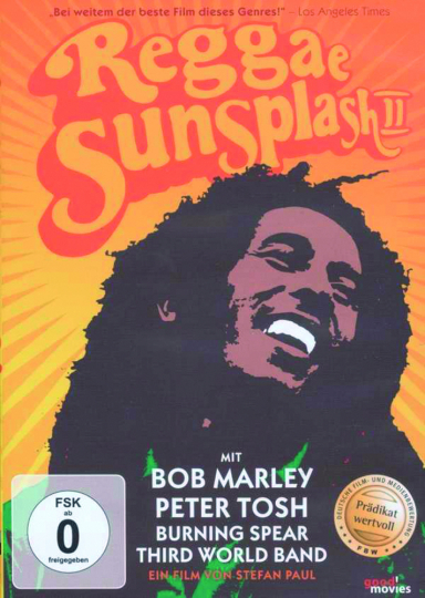 Reggae Sunsplash II. DVD.