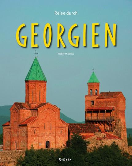 Reise durch Georgien.
