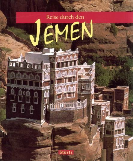 Reise durch Jemen.