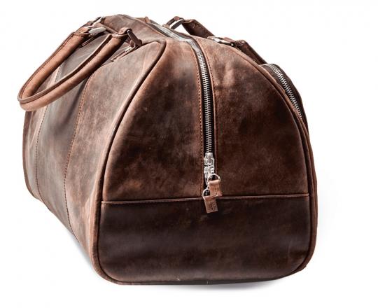 Reisetasche »Antik«.