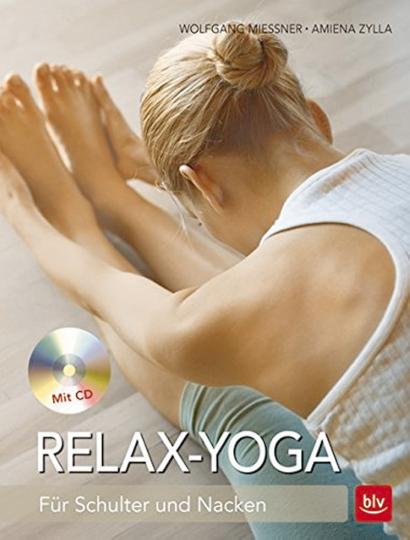 Relax-Yoga - Für Schulter und Nacken - Mit CD
