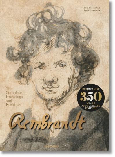 Rembrandt. Sämtliche Zeichnungen und Radierungen. XXL-Format.
