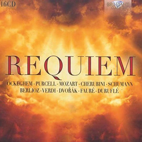 Requiem. 16 CD-Box.