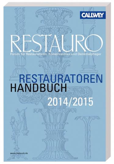 Restauratoren Handbuch 2014 /2015.