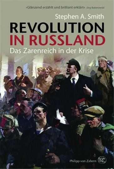 Revolution in Russland. Das Zarenreich in der Krise.