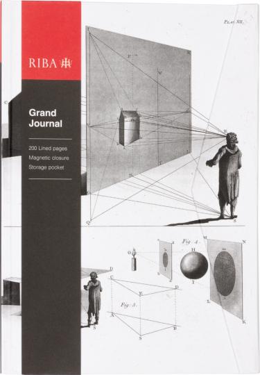 RIBA Grand Journal. Perspective. Notizbuch.