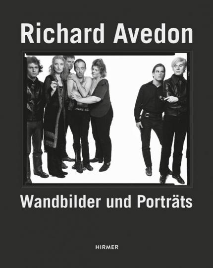 Richard Avedon. Wandbilder und Porträts.