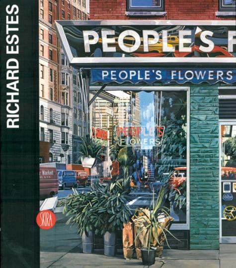 Richard Estes. People's Flowers.