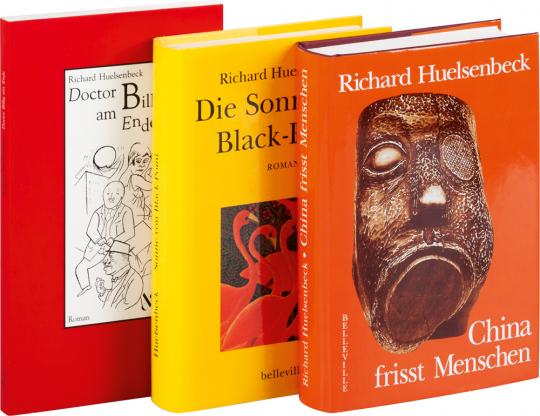 Richard Huelsenbeck Set. 3 Bände.