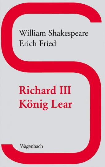 Richard III. König Lear.
