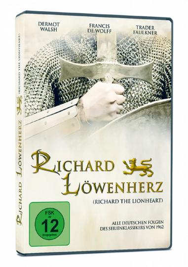 Richard Löwenherz 2 DVDs