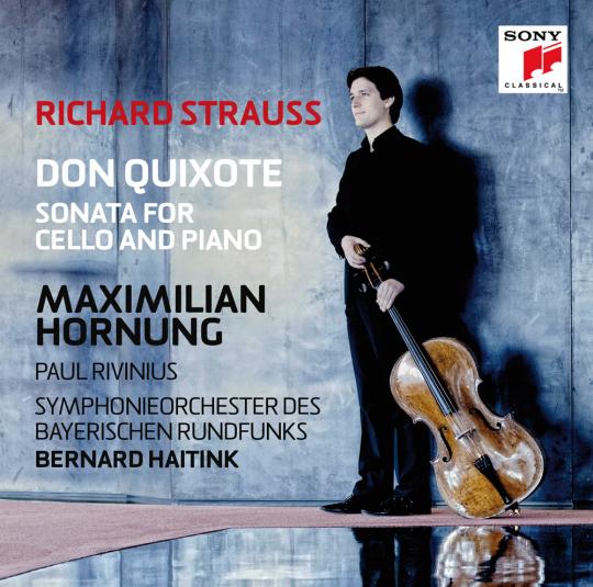 Richard Strauss. Don Quixote. CD.